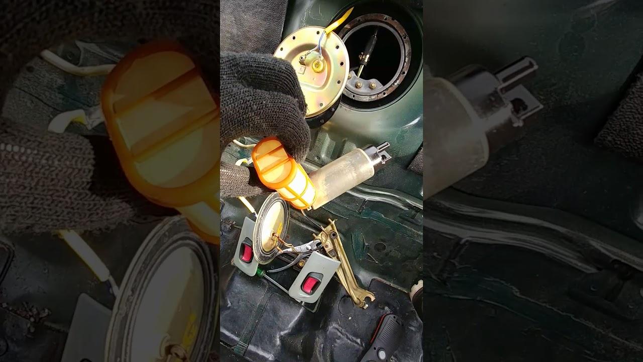Fuel pump on a 92 Lexus SC400