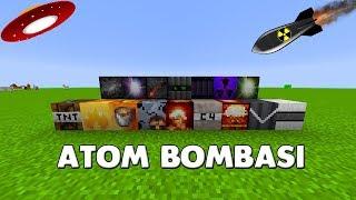 Minecraft TNT Mod - ATOM BOMBASI