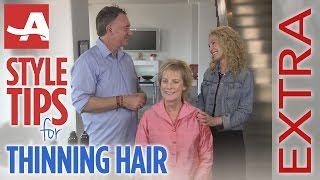TIPS FOR THINNING HAIR 'EXTRA' | Best of Everything | AARP