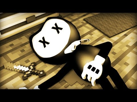 KILLING BENDY AND THE INK MACHINE MURDER! | Minecraft Murder Mystery