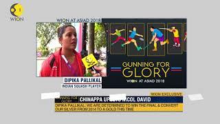 Exclusive: Squash star Dipika Pallikal on India's stunning semi-final win