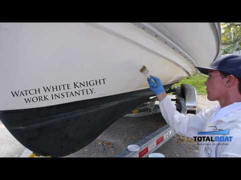 How to Remove Stains From Your Boat
