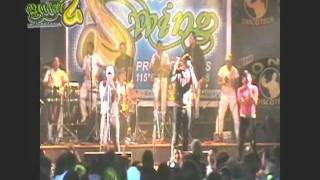 Lo Que Te Gusta A Ti - Mayimbe La Orquesta - Cubanada De Mr SwinG - Honey 01-10-11