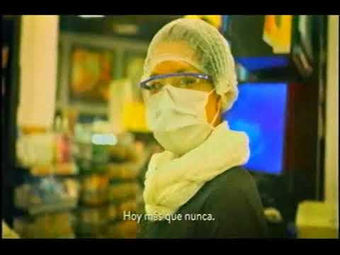 6 4 2020 reporte Spot VOZ Jeanine Añez Cuidemonos unos a los otros
