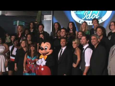 American Idol Experience Disney World Premiere Photo Shoot