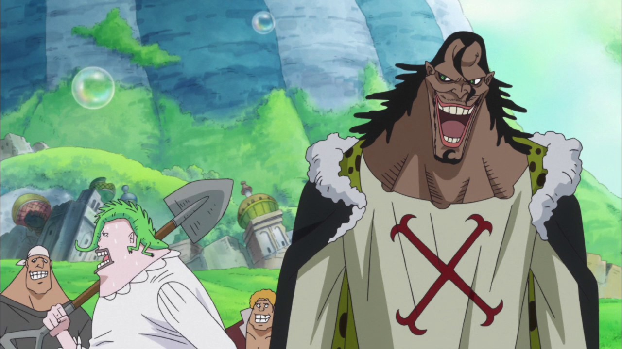 One piece the coribou brothers (English dub) - YouTube