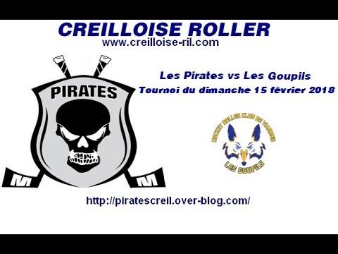 2018 04 15 Tournois de Beauvais - Creil vs Viarmes