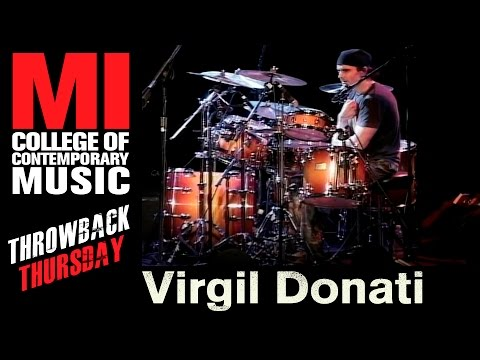 Virgil Donati Throwback Thursday From the MI Vault 8/18/2005