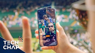 I took the OPPO Reno 10x Zoom to Wimbledon! 😯🎾 | The Tech Chap