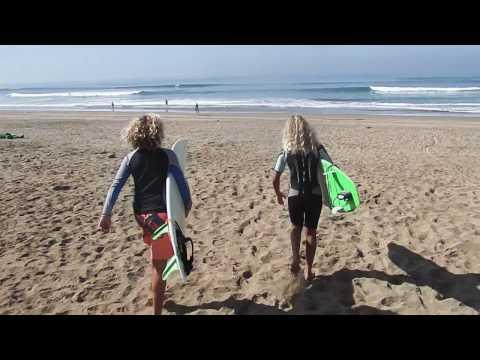 stage de surf a rabat