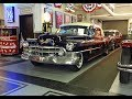 1952 Cadillac Fleetwood Series 75 Derham Limo & Engine Sound On My Car Story With Lou Costabile