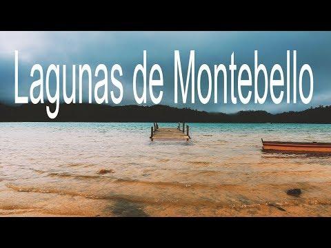 Parque Nacional Lagunas de Montebello, Chiapas   Guatemala