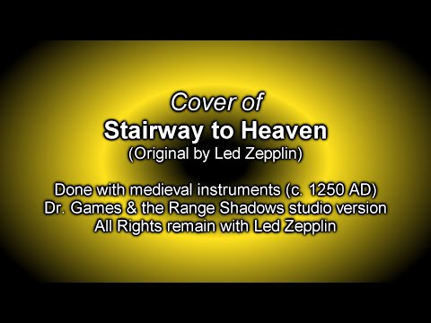 """Cover Version """"Stairway to Heaven"""" (Original by Led Zepplin)"""