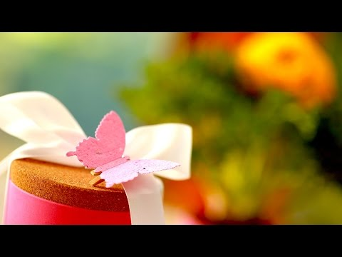 Roberts Plantable Paper Party Favors: Bridal Shower Collaboration