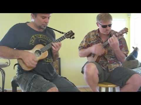 san antonio rose, ukulele western swing