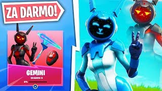 * NEW * FREE SKINS FOR EVERYONE! GEMINI CHALLENGES! -Fortnite Battle Royale