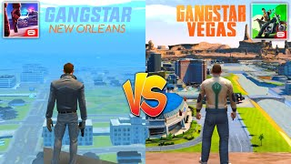 Gangstar Vegas vs Gangstar New Orleans Comparison   Open World Games Comparison