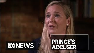 'His sweat was like it was raining': Prince Andrew's accuser gives tell-all interview | ABC News