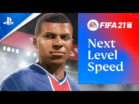 FIFA 21 | Next Level Speed auf PlayStation 5