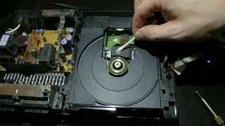 Neighbour threw away Playstation 2 (Doesn't read discs, How to repair.)