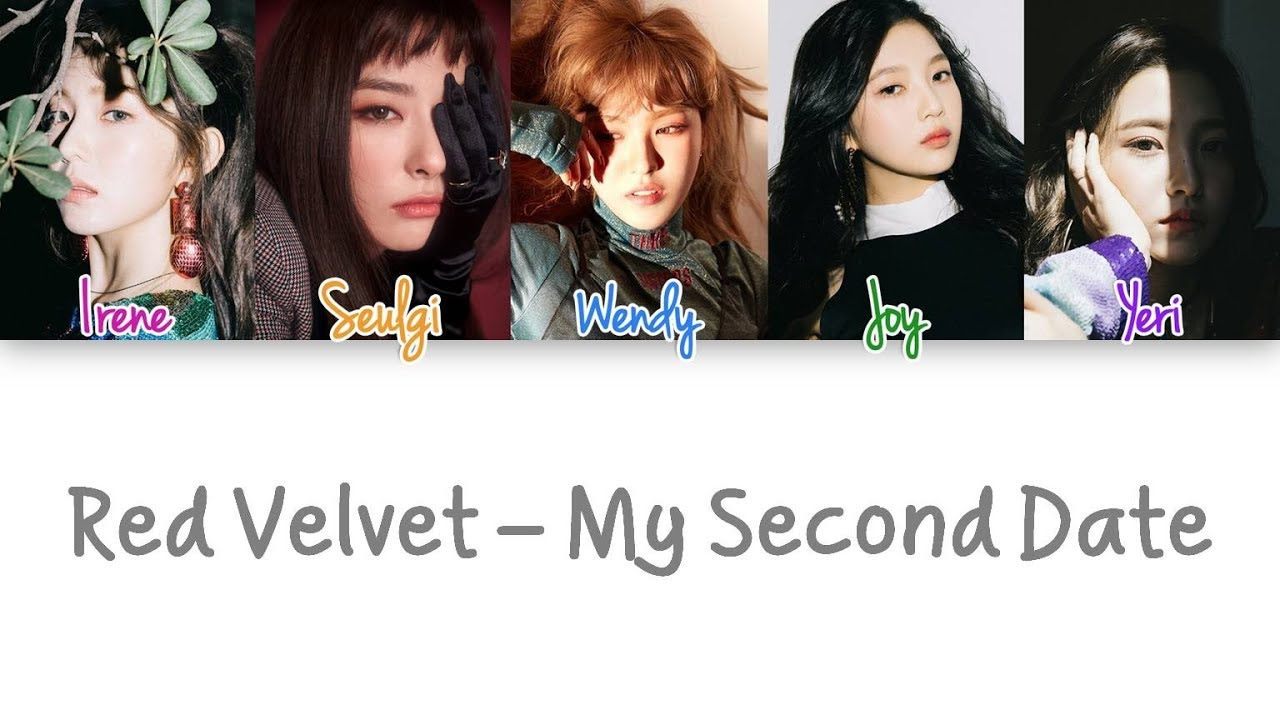 Red Velvet – My Second Date (두 번째 데이트)