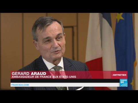 """Gérard Araud : """"Il faut donner à l'administration Trump le temps de s'installer"""""""