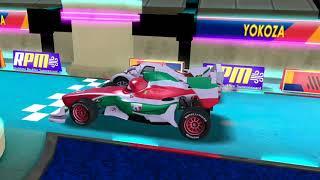 Disney PIXAR CARS Story Race Premiere #5 | Fun Videos for Children