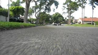 Видео для сайта http://mapcam.info . Камеры контроля скорости. Осетия-Владикавказ-Архонка.