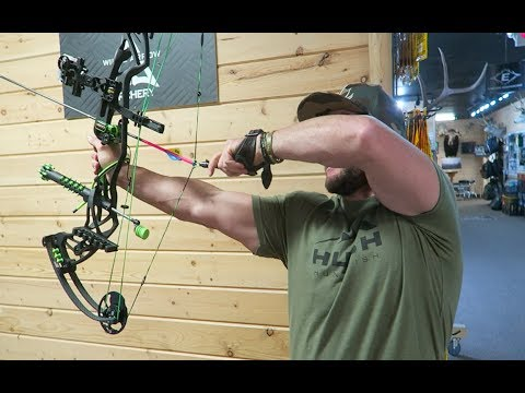 HOW TO BUILD A BOW PART 2: SIGHT, 1ST, SECOND AND 3RD AXIS