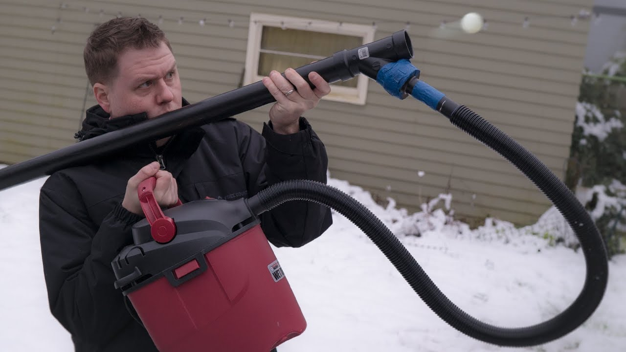 Turn Your Vacuum into a Cannon