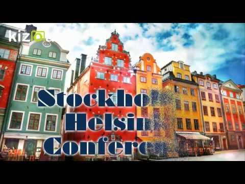 Stockholm - Helsinki Conference.