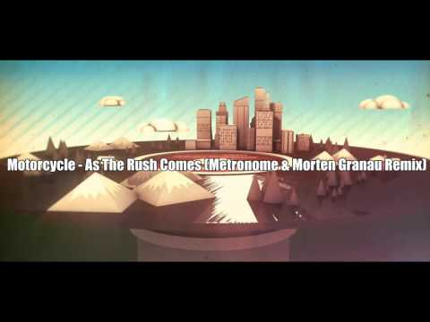 ATB - Ecstasy & Motorcycle - As The Rush Comes (Metronome & Morten Granau Remix) HD 1080p