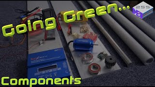 MG F Electric Conversion - Component Overview