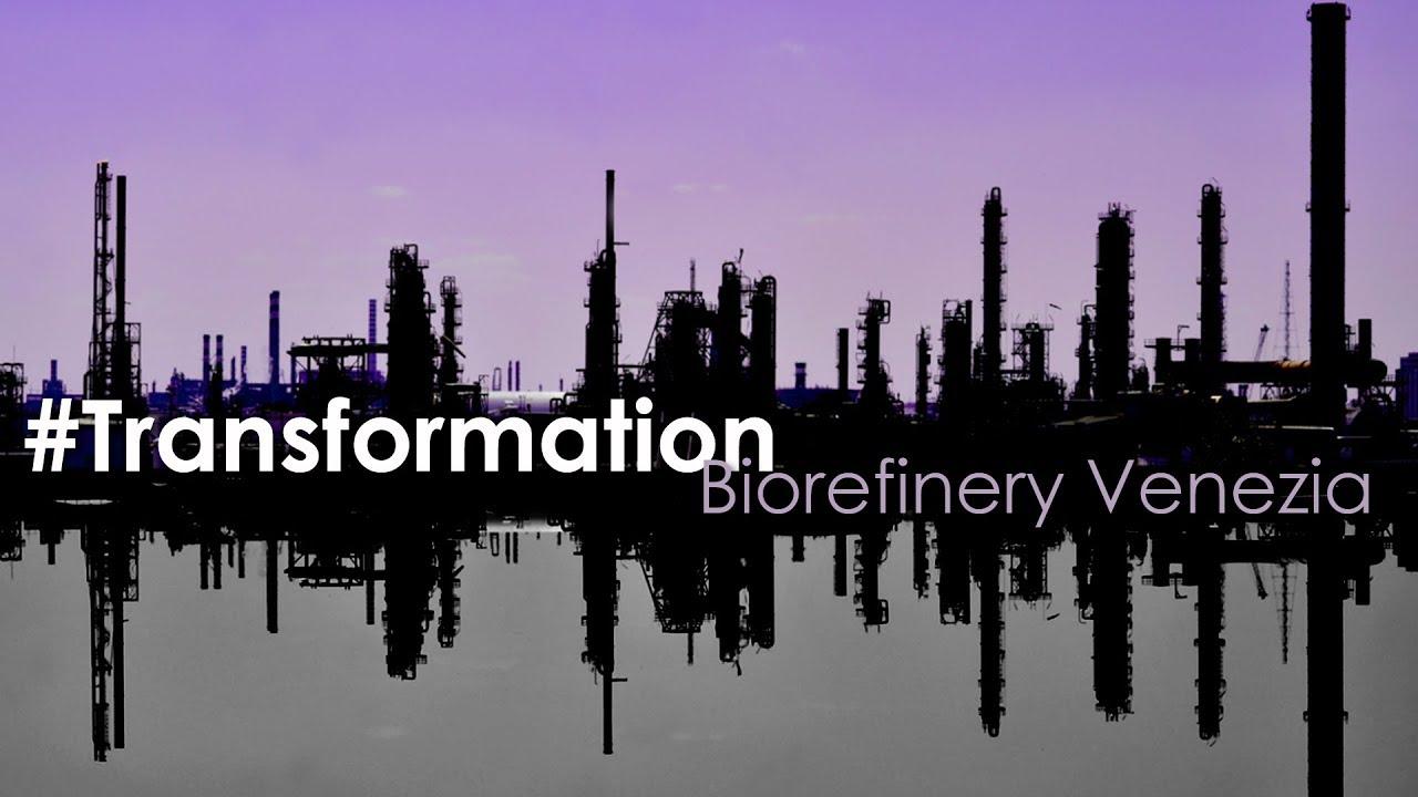 The stories of Lucio and Andrea – #Transformation: the biorefinery in Venice | Eni Video Channel