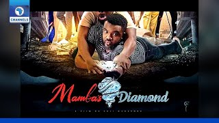 Williams Uchemba's Movie 'Mamba's Diamond' Premieres In Lagos