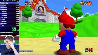 J'ai explosé mon record (sub 22) - Speedrun Mario 64