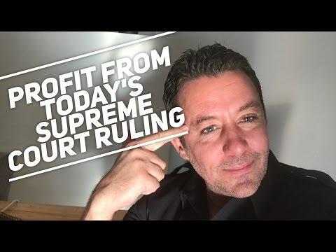 Greg Secker on Supreme Court Verdict & impact on Currency Traders