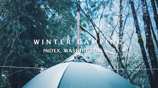 Winter Camping, Washington Cam…