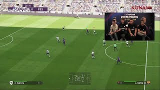 Gambar cover PES 2020 Amazing Realism Real Life Broadcast Camera FULL HD (Xbox One, PC, PS4)