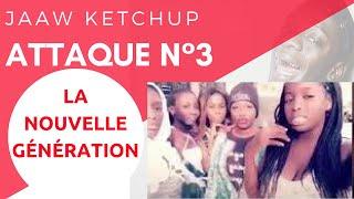 Jaaw ketchup attaque n3 : la nouvelle génération
