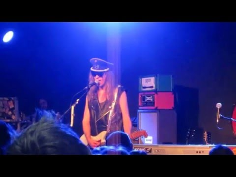Julian Cope  - Upwards At 45 Degrees and Promised Land in Bournemouth 20/10/2011