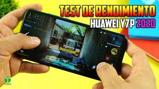 Huawei Y7p 2020 Test de Rendimiento | Tecnocat