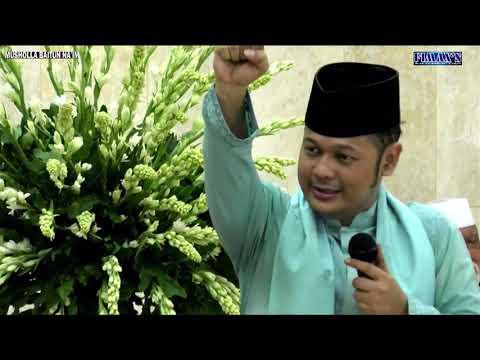 Ceramah Ustaz Muhammad Syauqi MZ Dalam Peringatan Maulid Nabi Muhammad SAW 2020