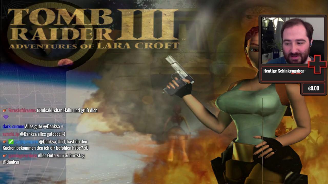 Alle Tomb Raider Spiele