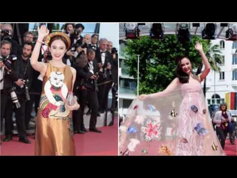 Angela Phương Trinh được truyền thông Trung Quốc khen ngợi tại LHP Cannes
