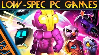 Top Best Low-Spec PC & Laptop Games 2016