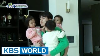 5 siblings' house - Nice to meet you, Dongwook uncle! (Ep.126 | 2016.04.24)