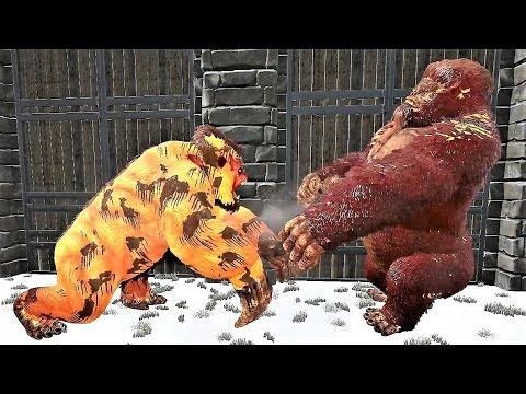 ARK WINGMAN ULTRA (SPECTATOR) #22 KURZ VOR KNAPP [Ark Survival Evolved Deutsch]