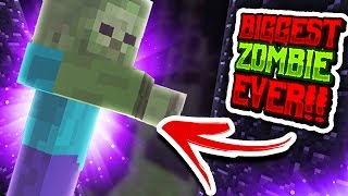 SUMMONING THE BIGGEST ZOMBIE EVER!! W/ SSundee