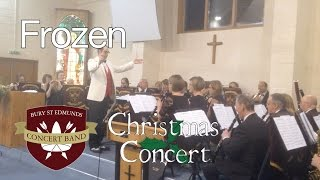 Frozen, by the Bury St Edmunds Concert Band
